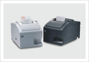 Desktop impact printers - Application sectors Industrial & Medical